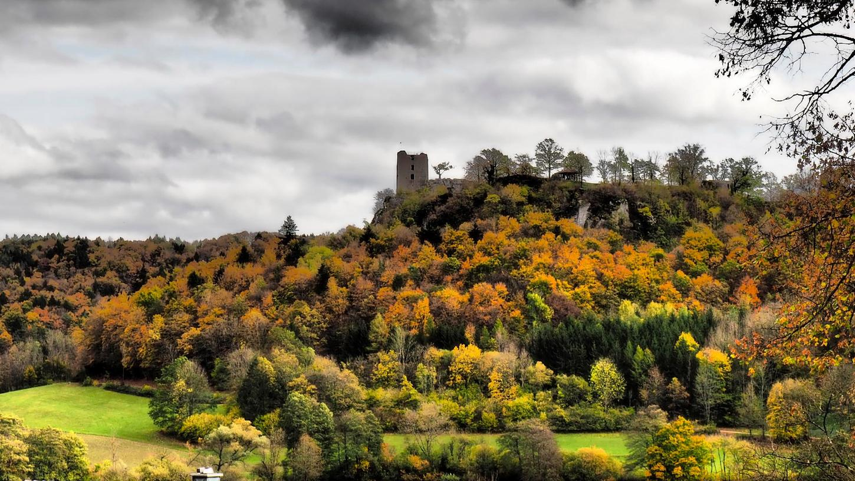 Burg-Unterhalt kostet Geld: Wo kommt das her?