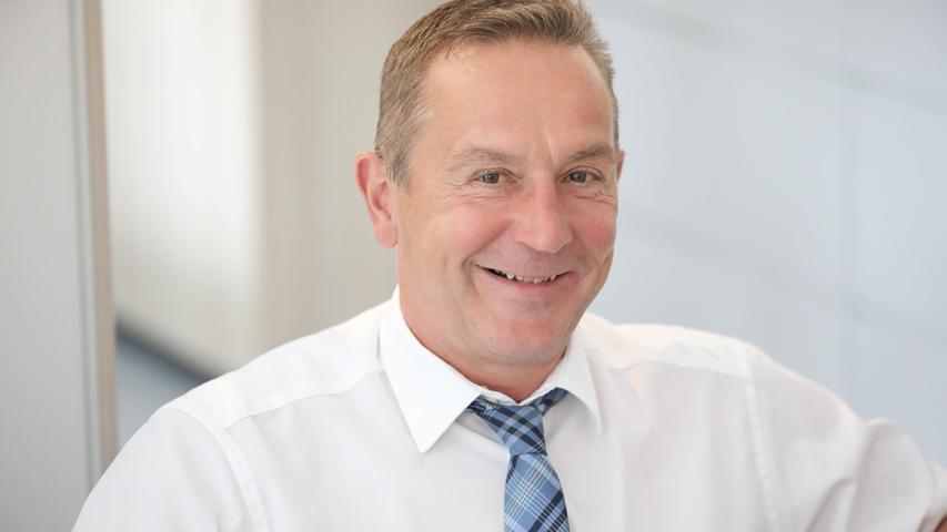 Kellerwald-Bürgermeister Udo Schönfelder