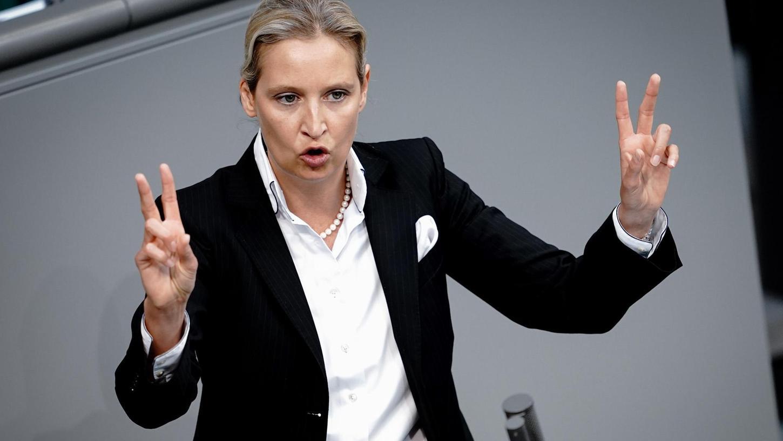 Die Spitzenkandidatin der AfD für die Bundestagswahl, Alice Weidel, will sich auf absehbare Zeit nicht gegen Covid-19 impfen lassen.