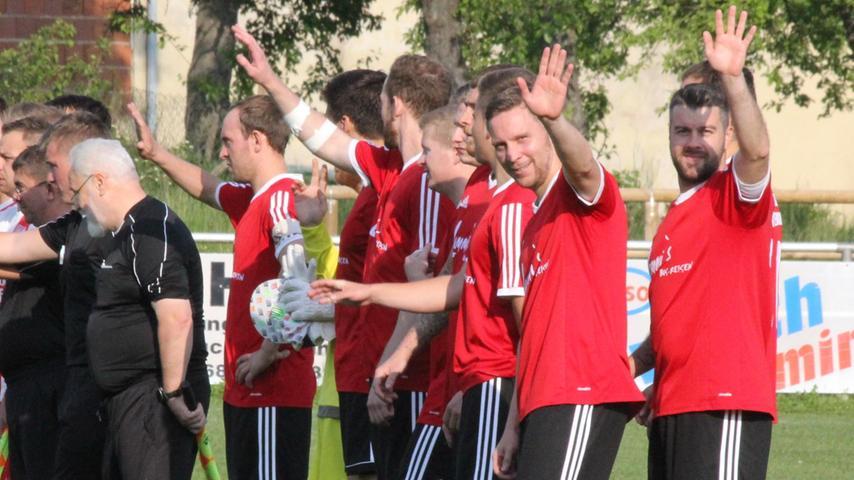 Bye, bye Kreisliga: Der FC/DJK Weißenburg ist nach zehn Jahren in höheren Fußball-Gefilden nun mit dem Abstieg wieder in die Kreisklasse West zurückgekehrt.