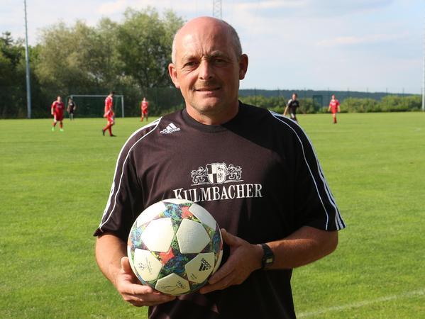 Aufstiegstrainer: Rene Ferstl hat den FC Frickenfelden erstmals in der Vereinsgeschichte in die Kreisklasse geführt.