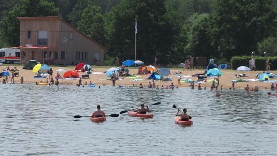 Badewarnung für den Altmühlsee ist aufgehoben