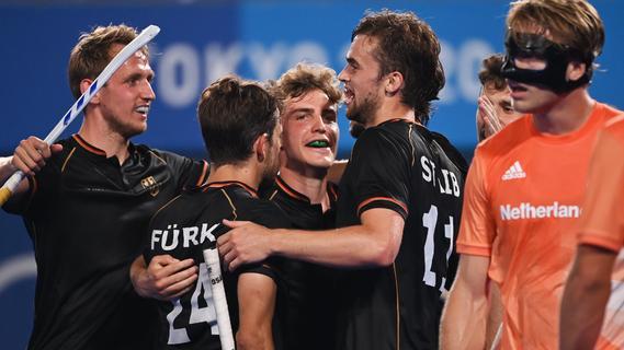 Viertelfinale! Hockey-Herren jubeln nach 3:1 gegen Niederlande bei Olympia