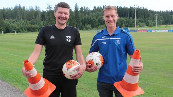 DJK Raitenbuch und SV Burgsalach spielen Doppelpass