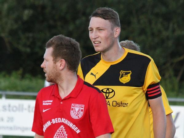 Mann mit Bezirksliga-Erfahrung: Philipp Hausleider (rechts) ist vom FV Dittenheim zu seinem Heimatverein SV Alesheim zurückgekehrt.