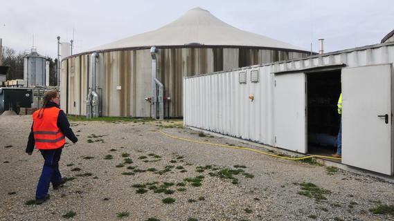 Geruchsproblem Biogasanlage Eggolsheim: IG zweifelt an Besserung