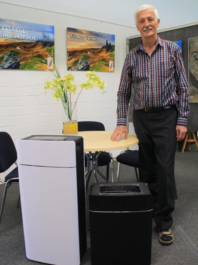 Der Schutz der Kinder lasse sich auf jeden Fall mit Hilfe von mobilen Luftbehandlungsanlagen erreichen, ist sich Gerhard Weinrich sicher.