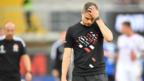 Club-Trainer Klauß:
