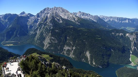 Spritze auf 1800 Metern: Auf diesem bayerischen Berg wird gegen Corona geimpft