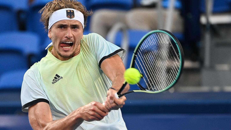 Tennisstar Alexander Zverev gewinnt Olympia-Gold in Tokio.