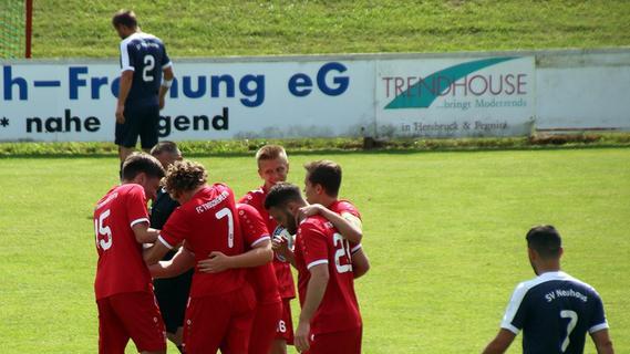 FC Troschenreuth korrigiert seinen Fehlstart