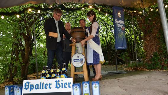 Spalter Brauerei braute exklusiv für Gunzenhausen