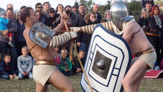 Weißenburg sagt das Römerfest ab