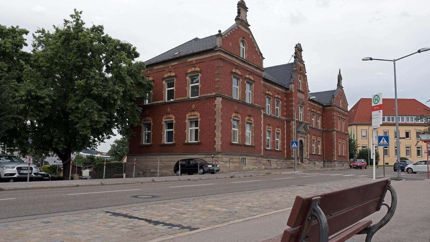 Im Progymnasium wird wieder ein Büro für die Produktion des Stadtschreiberstückes