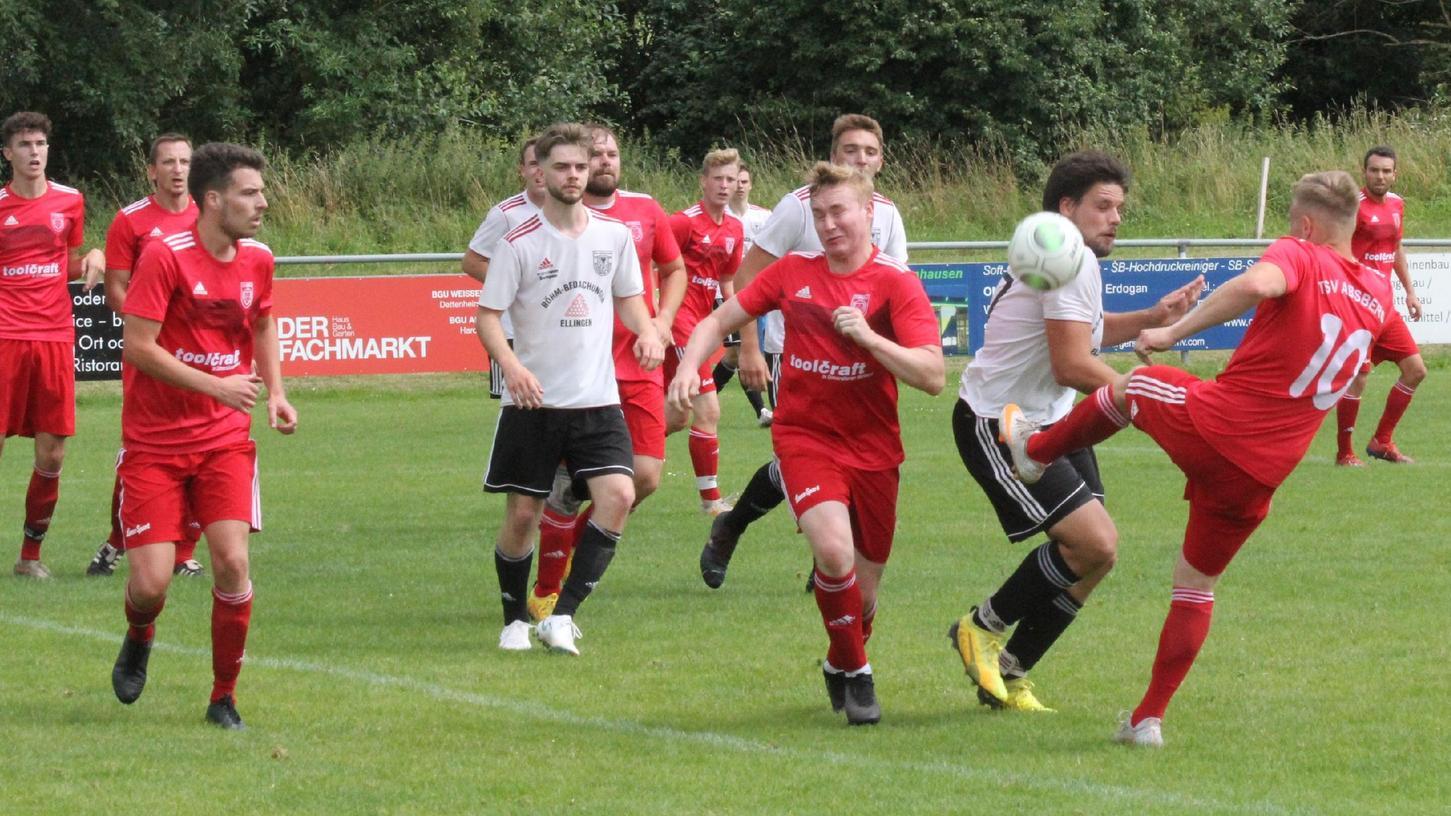 Dem TSV 1860 Weißenburg II fehlte im Heimspiel gegen den TSV Absberg in der Offensive einfach die nötige Durchschlagskraft.