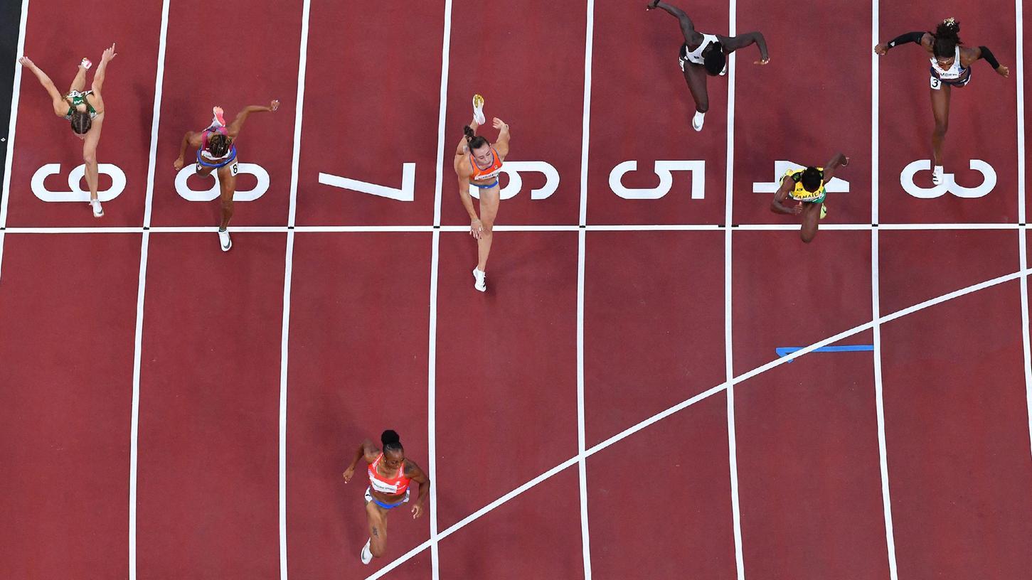 Symbolbild:Olympia-Aus für Athletin aus Belarus. Versuchtes Kidnapping wird vermutet.