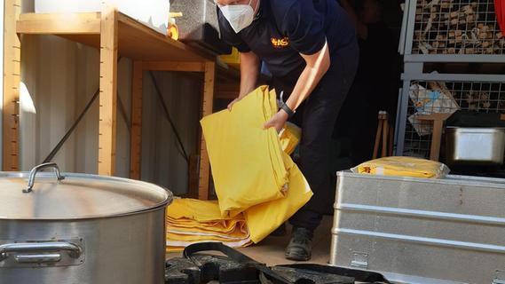 Wieder im Katastrophengebiet: ASB startet erneut in Richtung Rheinland-Pfalz