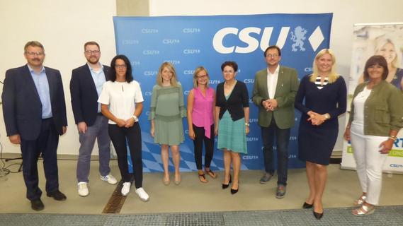 CSU braucht mehr Präsenz im Süden des Landkreises