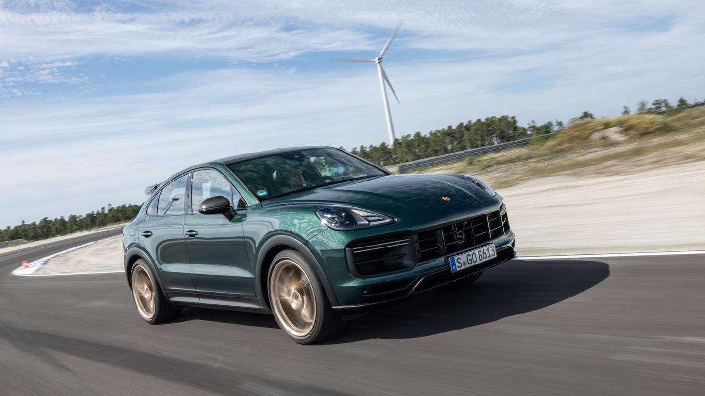 Porsche Cayenne Turbo GT: Reif für die Rennstrecke
