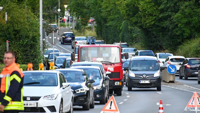 Verkehrskollaps in Forchheim: Ein bestens geplanter Irrsinn