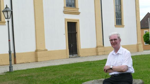 Bernhard Simon geht nach 44 Dienstjahren in Ruhestand