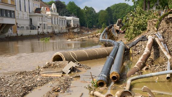 Fahrlässige Tötung? Jetzt ermittelt die Staatsanwaltschaft nach Flutkatastrophe im Ahrtal