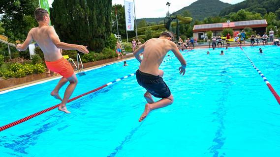 Badeunfall in Amberg: Bub ist ertrunken