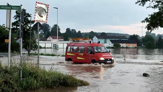 Vorwürfe gegen die Feuerwehr? Veitsbronner SPD nach Hochwasser in der Kritik