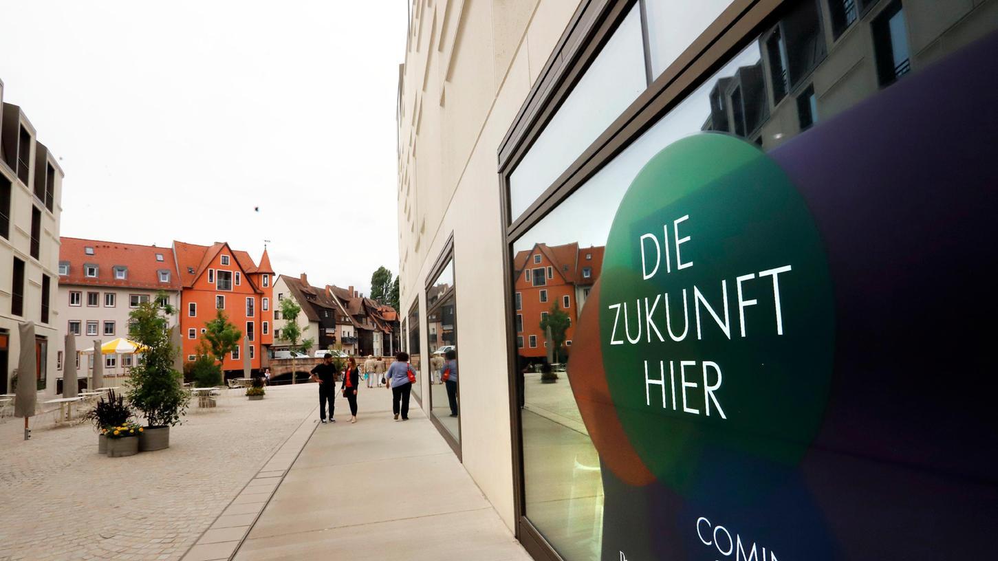 Am Freitag ist es soweit. Das Deutsche Museum in Nürnberg öffnet seine Pforten.