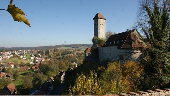 Sanierung der Burg Veldenstein: Das ist der aktuelle Stand