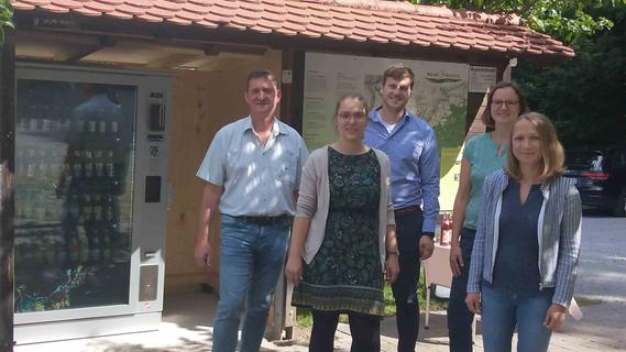 Regionalbudget für Kleinprojekte: Bienenturm mit Schaufenster entsteht in Neustadt