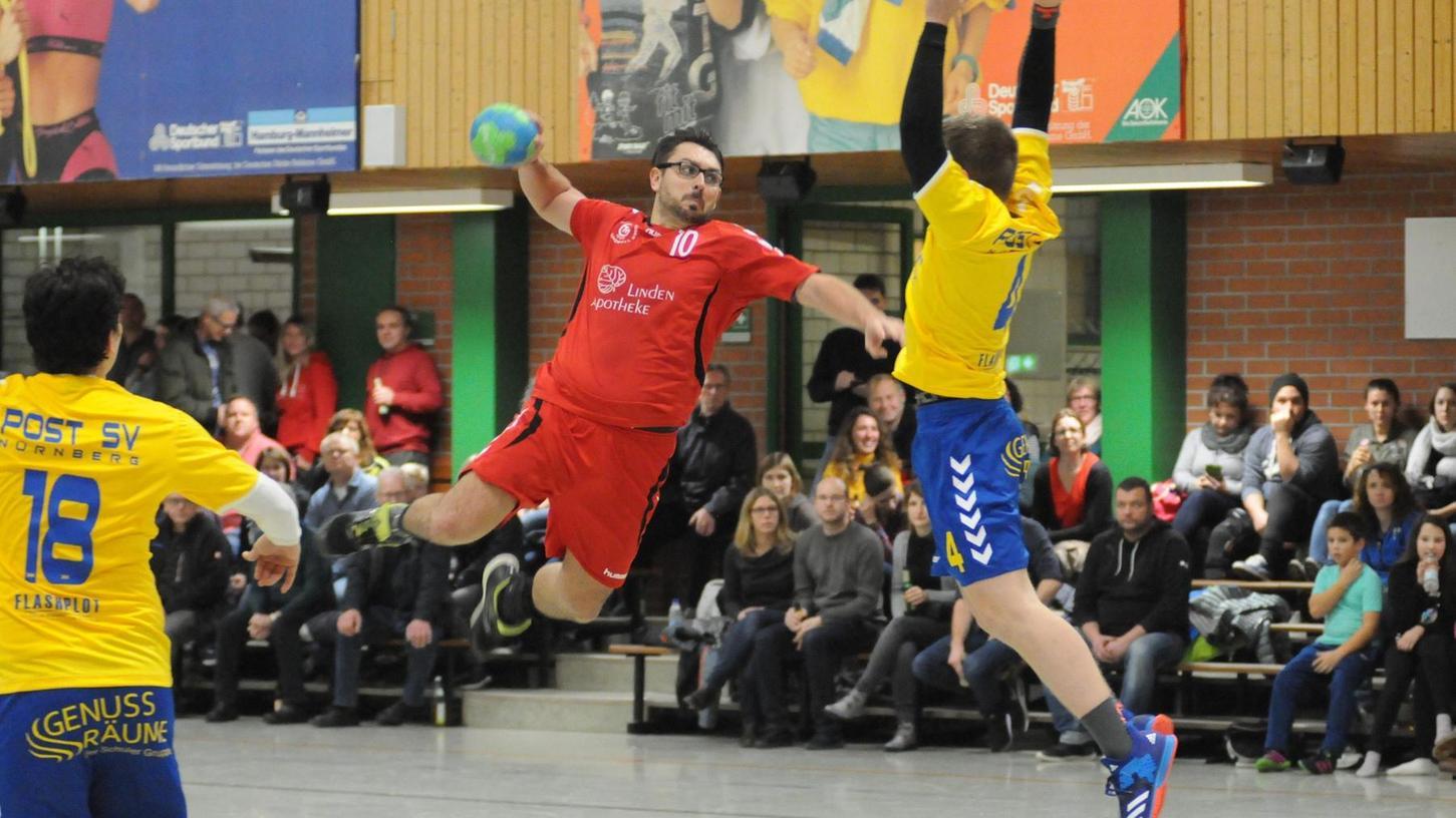 Spektakulären Handball wird es in Gunzenhausen auch weiterhin geben – allerdings nicht mehr in der Bezirksoberliga.