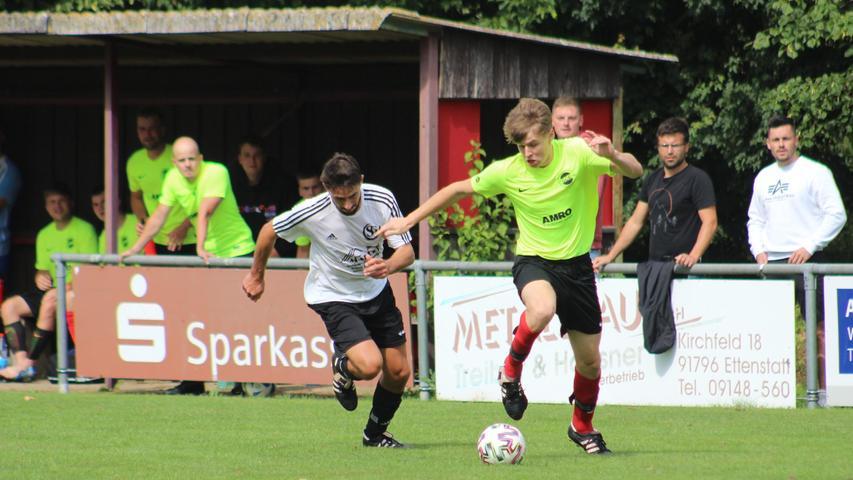 Felchbachtal gegen Hahnenkamm: Der SC Ettenstatt unterlag in der Fußball-Kreisklasse West im Auftaktspiel gegen die SG Heidenheim/Hechlingen/Döckingen mit 1:2.