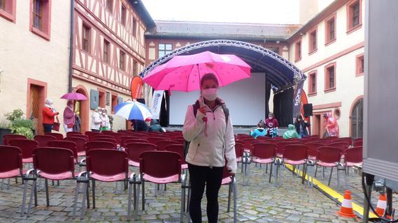 Forchheim: Kino vor traumhafter Kulisse