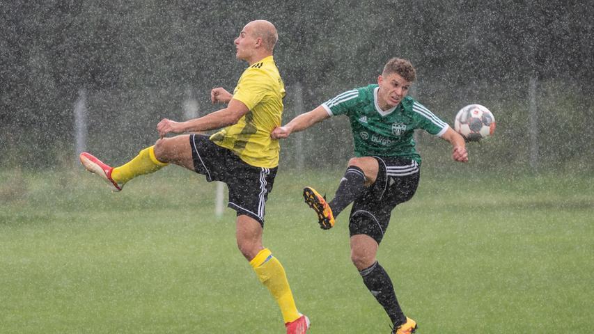Bezirksliga Süd: Keine englische Woche für Roth, Hilpoltstein und Greding