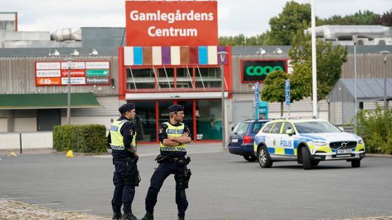 Drei Schwerverletzte nach Schüssen in schwedischer Kleinstadt