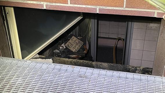 Feuer im Keller: Rauchmelder warnte Bewohner in Weisendorf
