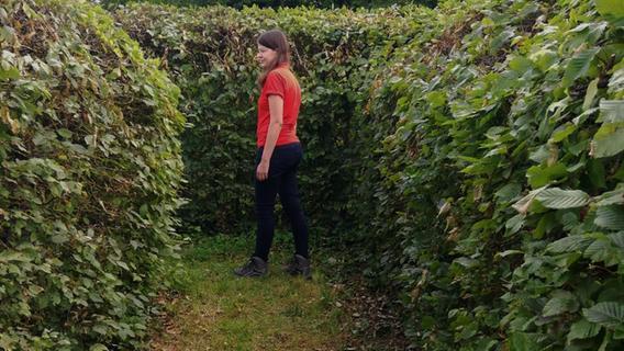 Der Weg ist das Ziel: Wegegottesdienst quer durchs Labyrinth