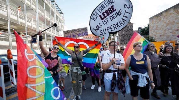 Dykemarch, LGBTIQ-Demo und Triathlon: Mega-Events am Wochenende in Nürnberg