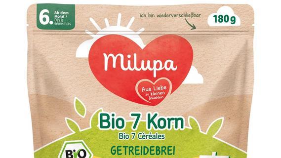 Getreidebrei für Säuglinge von Milupa zurückgerufen