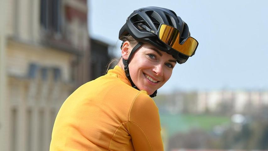 Auf Instagram folgen ihr mehr als 90.000 Follower: Maria Swiatlon teilttäglich Radsport-Inhalte auf ihrem Account.