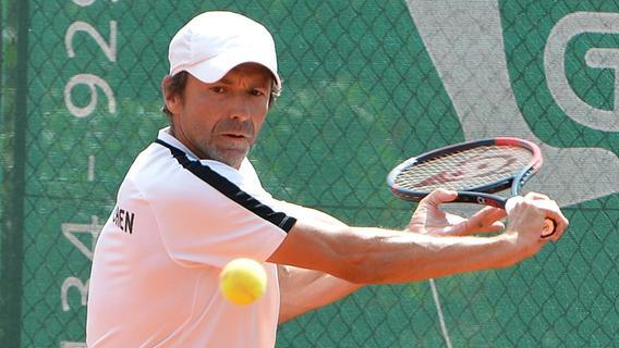 Tennis-Urgestein Daniel Dolbea: