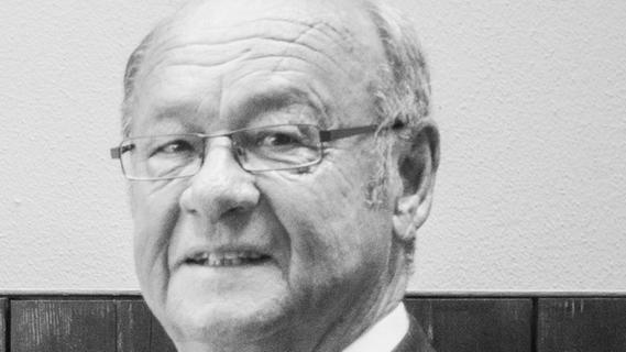 Nürnbergs einziger Ehrenlöschzugführer ist im Alter von 77 Jahren gestorben