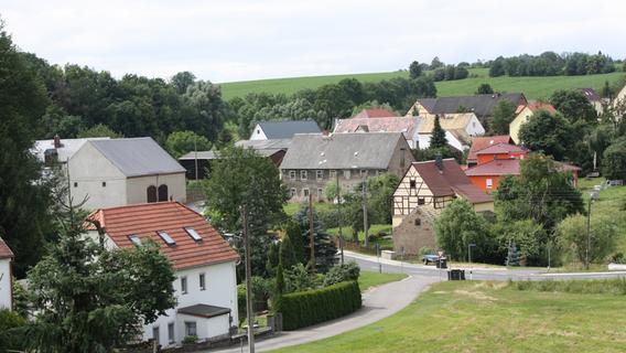 60 Einwohner und eine Sandgrube: Forchheim bei Döbeln
