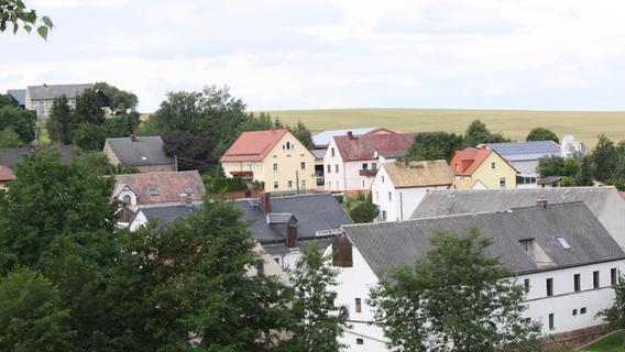 Das kleinste Forchheim liegt doch in Mittelsachsen