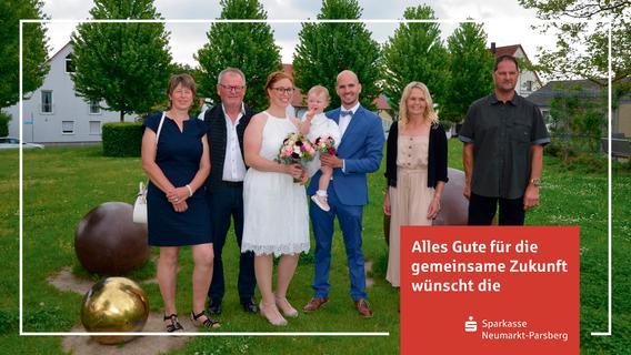 Die Hochzeiten im Landkreis Neumarkt im Jahr 2021