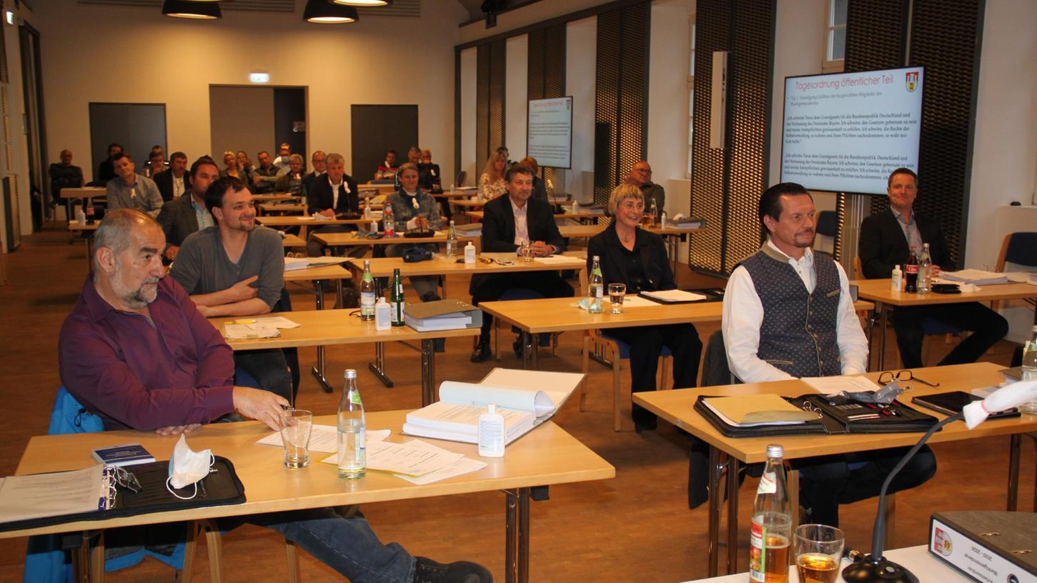 Die Stimmung im Allersberger Marktgemeinderat bleibt angespannt - nicht zuletzt auch innerhalb der CSU-Fraktion.