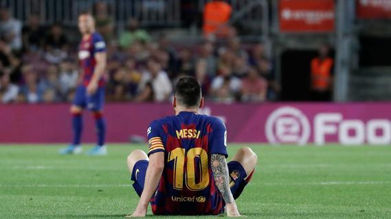 Paukenschlag! Ära Messi beim FC Barcelona beendet
