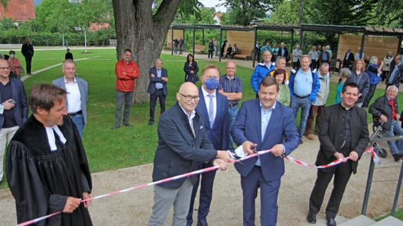 Nach Eröffnung des Altdorfer Stadtgartens: Security soll deeskalieren