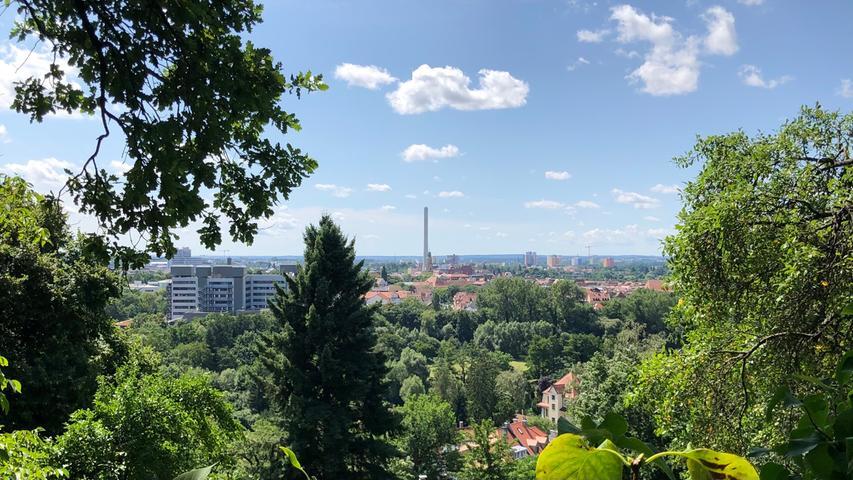 Fünf Orte für das erste Date in Erlangen